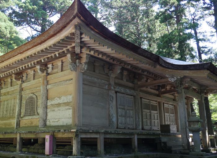 Ogamiyama shrine